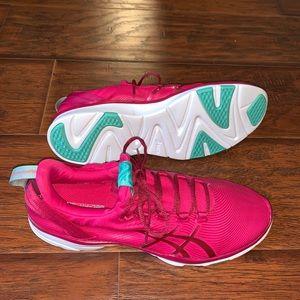 ASICS Women's GEL-Fit Sana 2 Training Shoe Size: 9